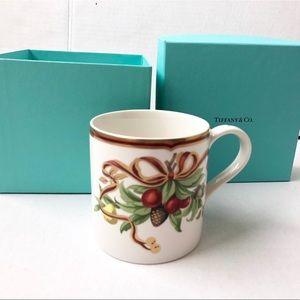 Tiffany & Co coffee cup mug. New, in original box